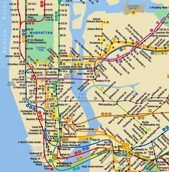 200 фактов о Нью-Йорке глазами россиянина