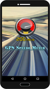 Speedometer Speed Tracker- HUD GPS Speed View - náhled