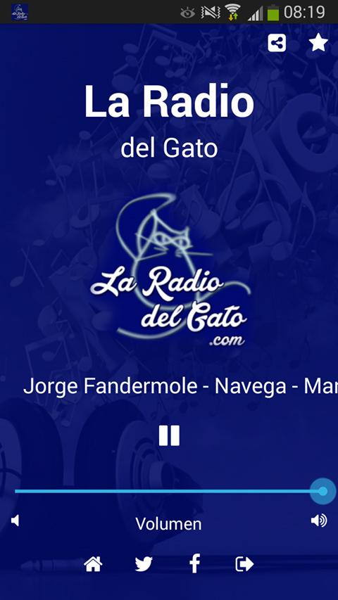 La Radio del Gato- screenshot
