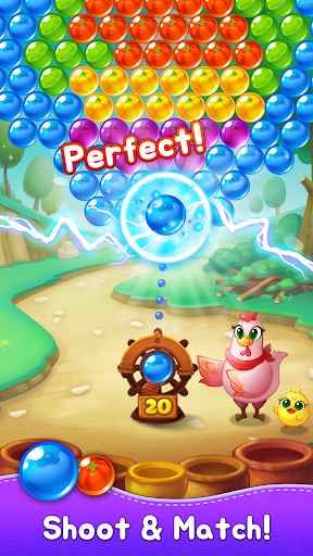 Bubble CoCo : Bubble Shooter 1.8.3.0 screenshots 1