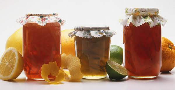 Home Canning Fruits
