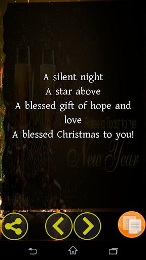 Christmas Wish Messages 1.0 screenshots 8
