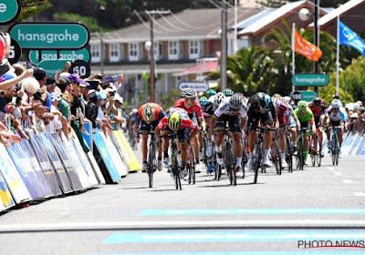 Ewan en Sagan liepen zege mis, tot verbazing van uiteindelijke winnaar