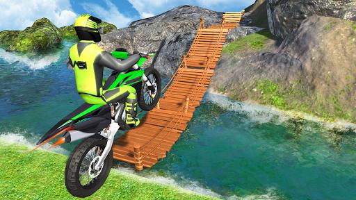 Crazy Bike Racing Stunt 3D  screenshots 1