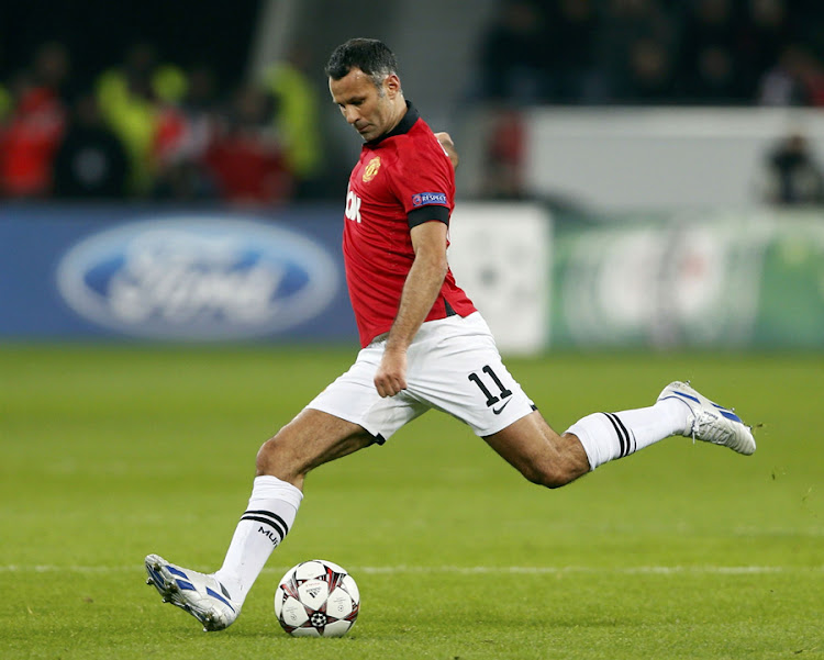 Ryan Giggs. Picture: REUTERS