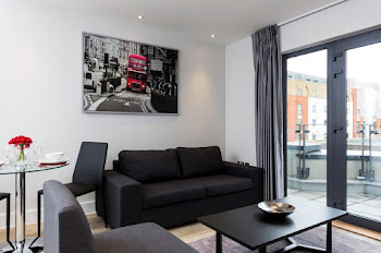 Milestone House serviced apartments, Ealing