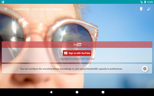 CamStream - Live Camera Streaming 1.0.3e screenshots 20