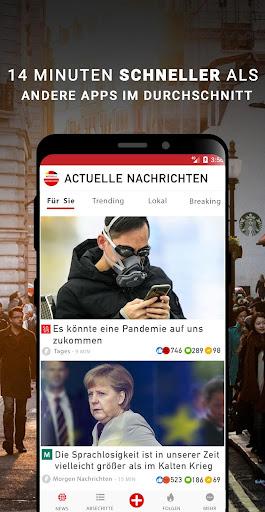 Aktuelle Nachrichten aus Deutschland screenshot 1