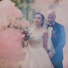 Wedding photographer Mila Osipova (delfina). Photo of 28.07.2018