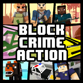 Gun Block Crime Action