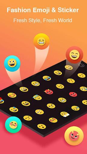 TouchPal Keyboard - Cute Emoji screenshot 3