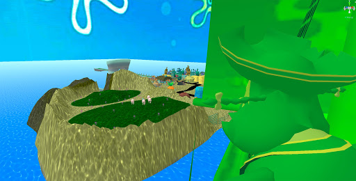 Bikini Bottom Map - Original Bob Adventure Game android2mod screenshots 4
