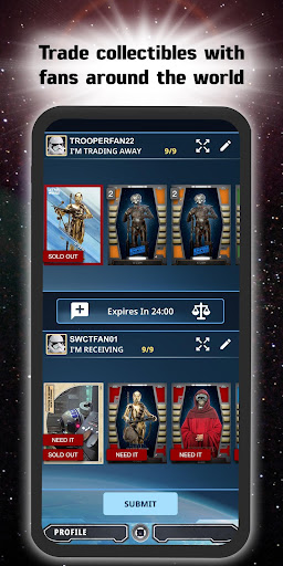 Star Wars™: Card Trader by Topps 12.5.3 screenshots 2