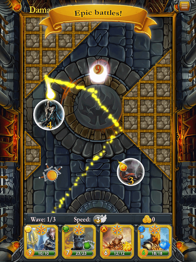 Spells Of Genesis- screenshot