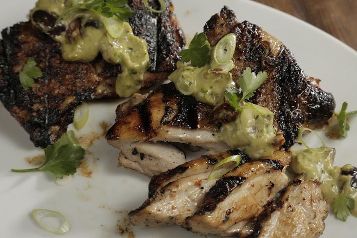 Mario Batali'S Grilled Chicken Napolitano Recipe