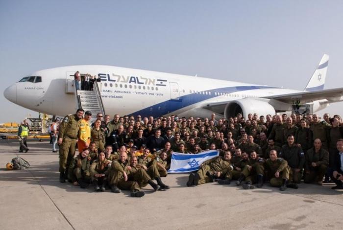 Os militares israelenses vão ajudar nas buscas por vítimas do rompimento da barragem da Mina Córrego do Feijão, da empresa Vale, em Brumadinho