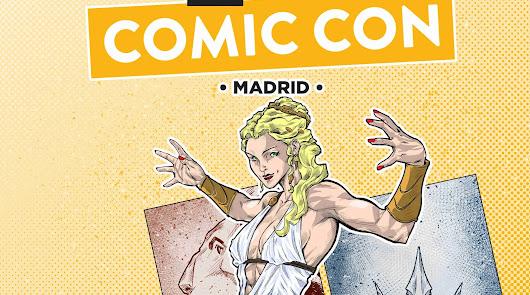 Un almeriense candidato para el cartel del Salón del Comic de Madrid