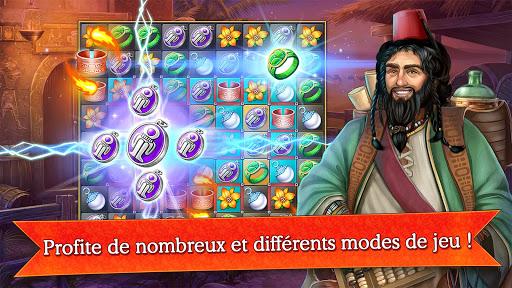 Cradle of Empires Match-3 Game  captures d'u00e9cran 10