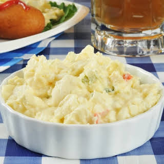 Extra Creamy Potato Salad.
