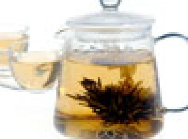 Jasmine And Calendula Blooming Tea Recipe