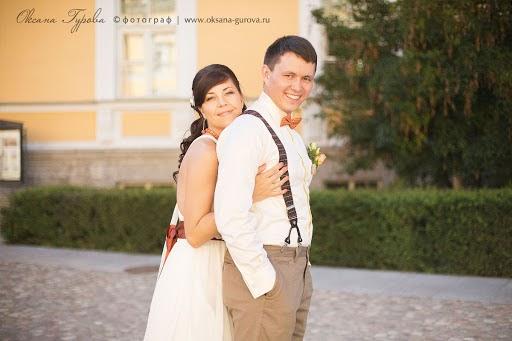 Свадебный фотограф Оксана Гурова (gurova). Фотография от 11.12.2015