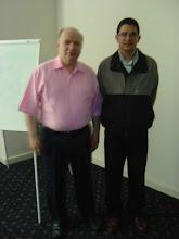 Photo: Sergio González, Gerente de DO y Compensaciones de CNH México
