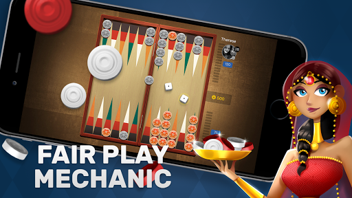 Free Backgammon Go: Best online dice & board games 2.9.1 gameplay | by HackJr.Pw 18