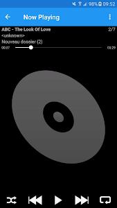 My Music Player Pro screenshot 1