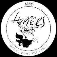 Hoppers Soho logo