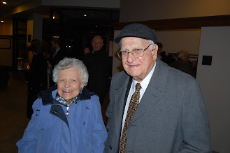 Photo: Betty and Doc Traister