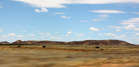 Photo: Year 2 Day 218 -  Flat Plains and the Occasional Rock Outcrop