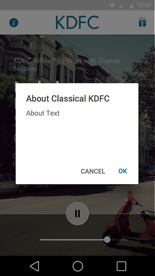 Classical KDFC - screenshot