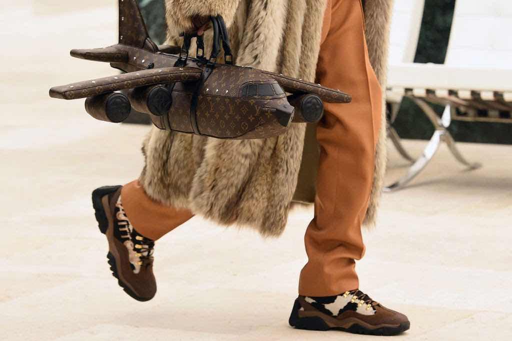 Louis Vuitton Airplane Bag $35,000