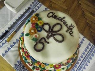 2013 - 5. výročie založenia OZ DFS Cindruška