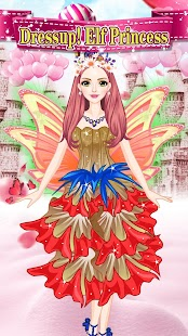 Dress up!ELF Princess - náhled