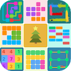 Puzzle Joy - Classic puzzle games in puzzle box. icon