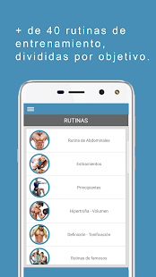 GYM Generation Fitness: miniatura de captura de pantalla