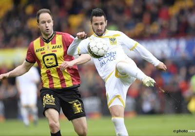 Dalibor Veselinovic scoorde niet meer voor KV Mechelen sinds 29 augustus en reageert