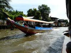Visiter Balade sur les khlongs
