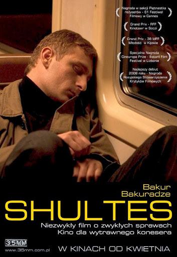 Polski plakat filmu 'Shultes'