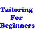 Tailoring For Beginners icon