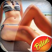 Sexy Bikini Model Wallpaper HD