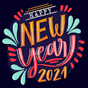 New Year Stickers 2021 for WhatsApp icon