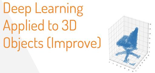 3次元データに2次元データの深層学習の技術(Inception V3, ResNet)を適用