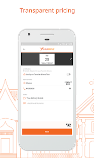 Lalamove Delivery App- screenshot thumbnail