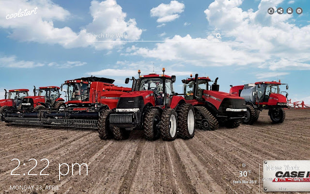 Case Tractors HD Wallpapers Farming Theme