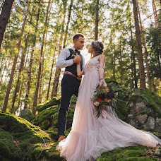 Wedding photographer Anastasiia Chepinska (chepinska). Photo of 17.07.2018