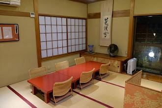 Photo: Room for dinner 用晚餐的房間