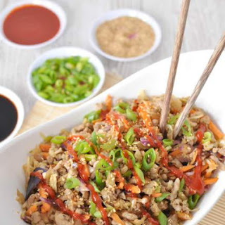Pork Egg Roll in a Bowl – Paleo, Low Carb, Whole30.