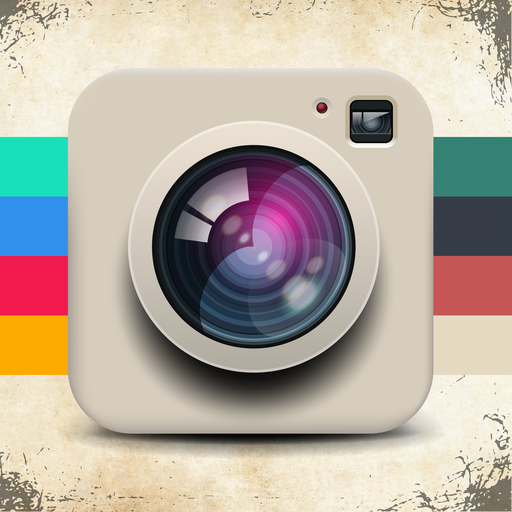 Lomograph - Vintage Camera Filters For Pictures Icon